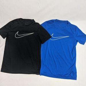 2 Nike Dri-Fit T-shirts
